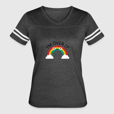 Above Bored - Women's Vintage Sport T-Shirt