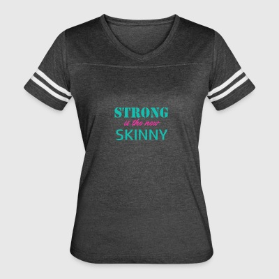 Funny Fitness designs - Women's Vintage Sport T-Shirt