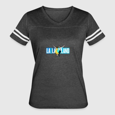 La La Land City - Women's Vintage Sport T-Shirt