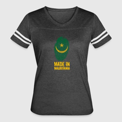 Made In Mauritania / موريتانيا - Women's Vintage Sport T-Shirt