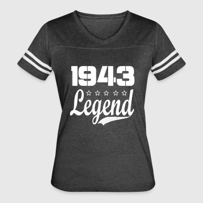 43 legend - Women's Vintage Sport T-Shirt