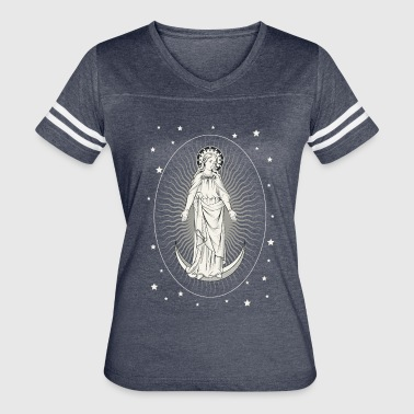 Assumptions Assumption of Mary - Women's Vintage Sport T-Shirt
