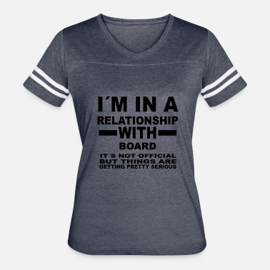 Vintage Sport relationship with BOARD SPORTS - Women's Vintage Sport T-Shirt