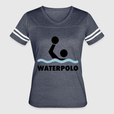 waterpolo - Women's Vintage Sport T-Shirt