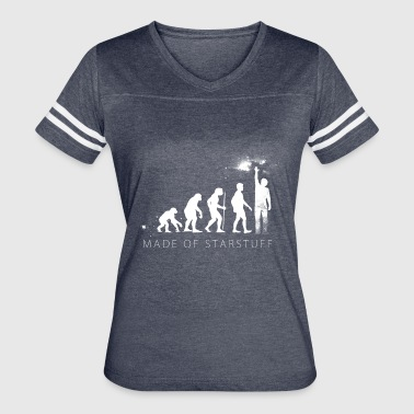 We are made of Star Stuff - Women's Vintage Sport T-Shirt