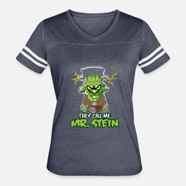Frankenstein Frankenstein They Call Me - Women's Vintage Sport T-Shirt
