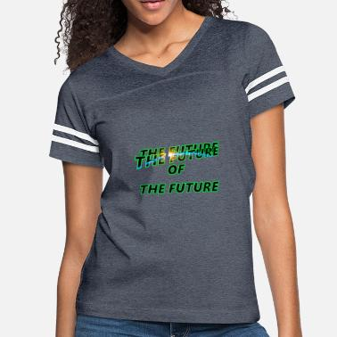 No Future The Future Of The Future - Women's Vintage Sport T-Shirt