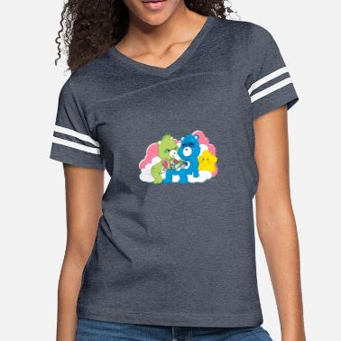 Care Care Bears Ink T shirt - Women's Vintage Sport T-Shirt
