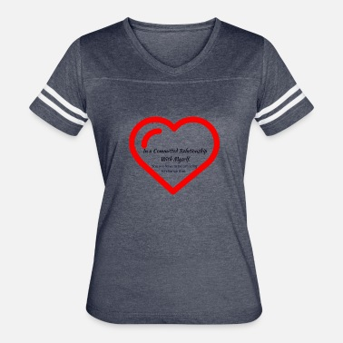 Committed Relationship Committed relationship - Women's Vintage Sport T-Shirt