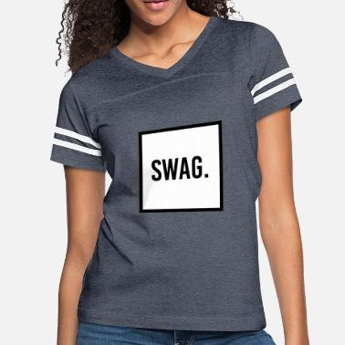 Swag Swag - Women's Vintage Sport T-Shirt