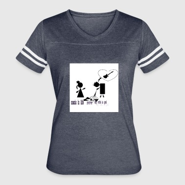 musician husband - Women's Vintage Sport T-Shirt