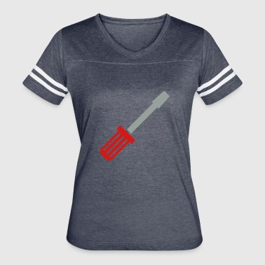 Hand Tools Screwdriver tool - Women's Vintage Sport T-Shirt