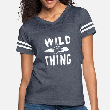 e72a0d7d Wild Things Wild Thing - Women's Vintage Sport T-Shirt