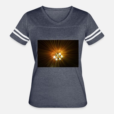 Ray Of Light Light Rays - Women's Vintage Sport T-Shirt