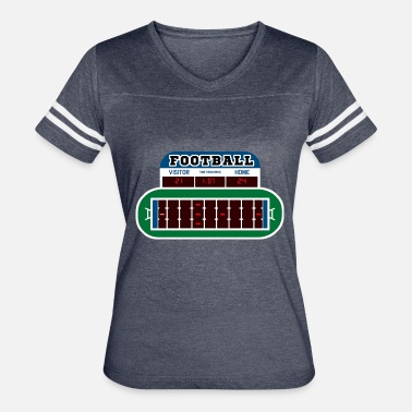 Classical Liberalism 169- Classic Football handheld game design - Women's Vintage Sport T-Shirt