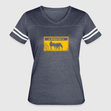 How To Survive New How to Survive a Dog Attack - Women's Vintage Sport T-Shirt