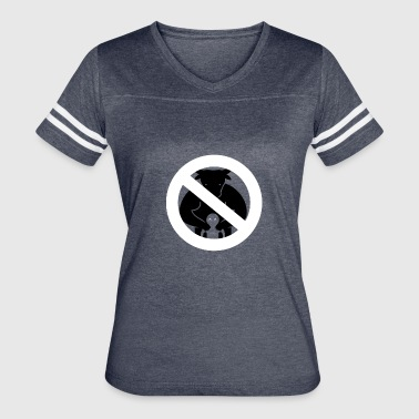 No Bully No Bullies - Women's Vintage Sport T-Shirt