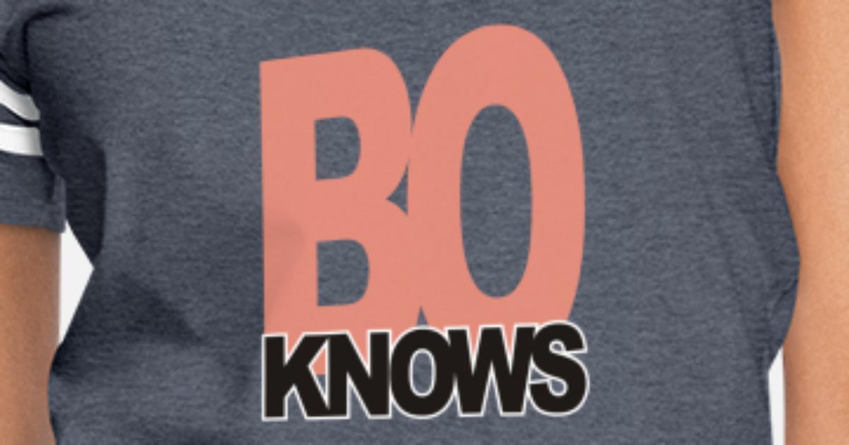 4968c8233d Bo Knows Funny Women's Vintage Sport T-Shirt | Spreadshirt