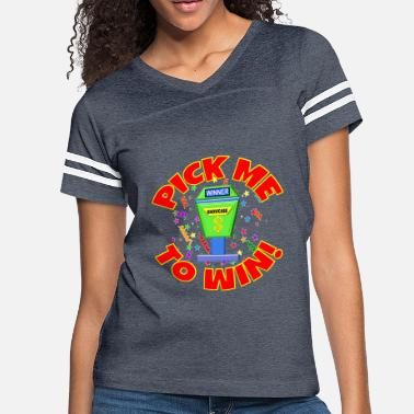 e41d4c70f041 The Price Is Right TV Game Show Contestant - TPIR (The Price Is.. Women's  Vintage Sport T-Shirt