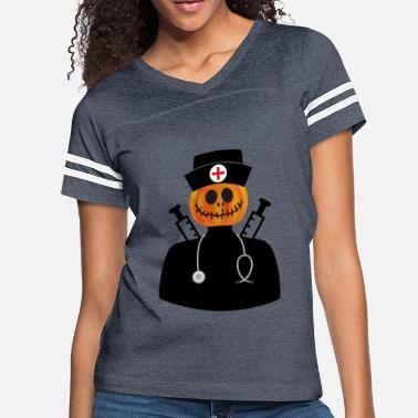 eabd52ef Halloween Nurse Nurse Halloween Shirt - RN Nurse Halloween Costume -  Women's