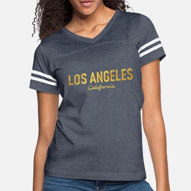 Hollywood Los Angeles - California - USA - United States - Women's Vintage Sport T-Shirt