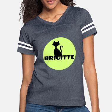 First Name Brigitte name first name - Women's Vintage Sport T-Shirt