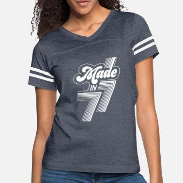 Made In 1977 Made in 1977 - Women's Vintage Sport T-Shirt