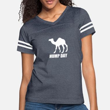 Humping Hump Day - Women's Vintage Sport T-Shirt