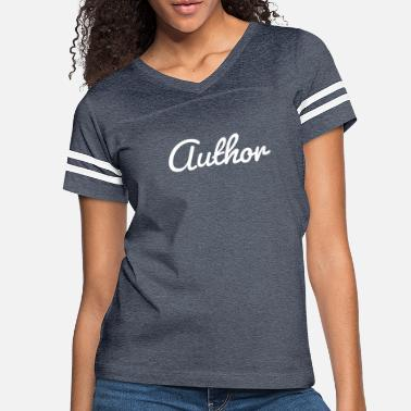 Author Author - Women's Vintage Sport T-Shirt