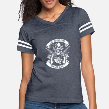 Young The Young Guns - Women's Vintage Sport T-Shirt