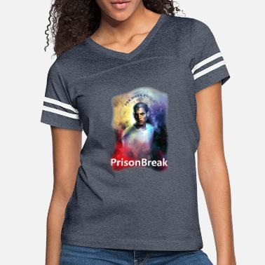 Prison 3 Prison Break - Women's Vintage Sport T-Shirt