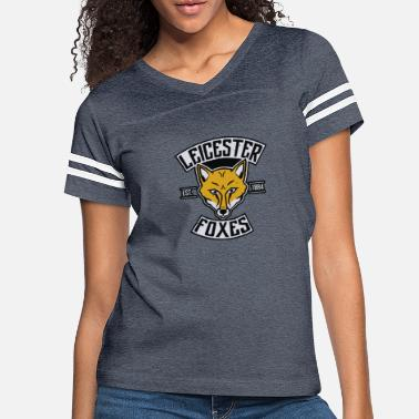 Leicester Leicester Foxes - Women's Vintage Sport T-Shirt