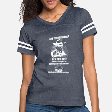 Prohibited Thinking is Prohibited - Women's Vintage Sport T-Shirt