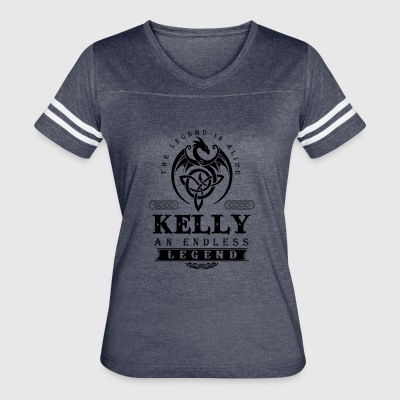KELLY - Women's Vintage Sport T-Shirt