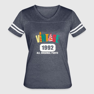 Vintage 1992 All Original Parts - Women's Vintage Sport T-Shirt