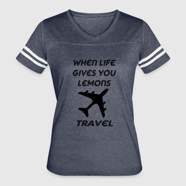 travel - Women's Vintage Sport T-Shirt