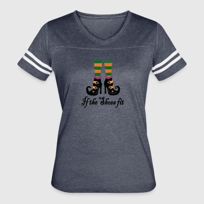 witches shoes - Women's Vintage Sport T-Shirt