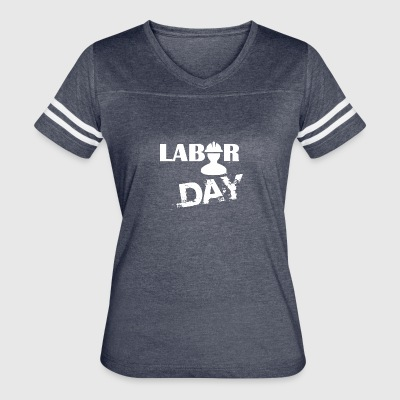 Labor Day Celebration - Women's Vintage Sport T-Shirt
