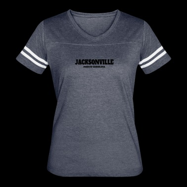 NORTH CAROLINA JACKSONVILLE US EDITION - Women's Vintage Sport T-Shirt