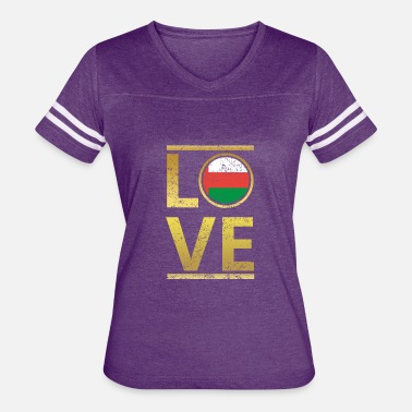 Omani roots love home geschenk queen Oman - Women's Vintage Sport T-Shirt