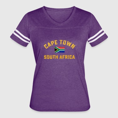 Cape Town South Africa tshirt - Women's Vintage Sport T-Shirt