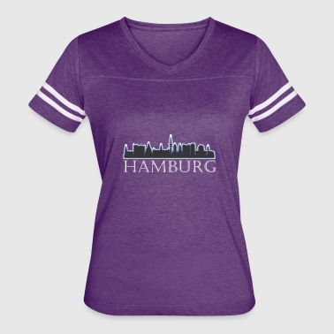 Hamburg Germany german - Women's Vintage Sport T-Shirt
