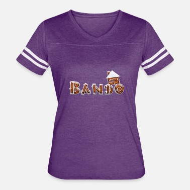 Bando bando with house - Women's Vintage Sport T-Shirt
