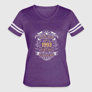 Made In 1993 Limited Edition Made In 1993 Vintage Original - Women's Vintage Sport T-Shirt