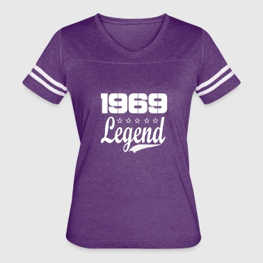 69 Legend - Women's Vintage Sport T-Shirt