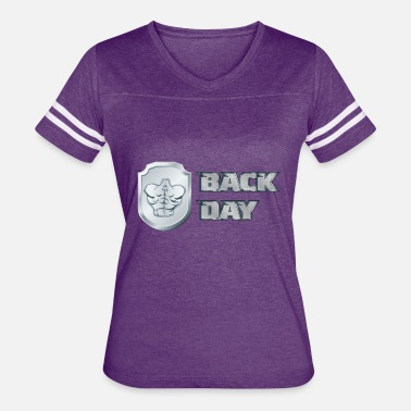 Back In The Day shirt BACK day 01 - Women's Vintage Sport T-Shirt