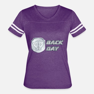 Back In The Day shirt BACK day 02 - Women's Vintage Sport T-Shirt