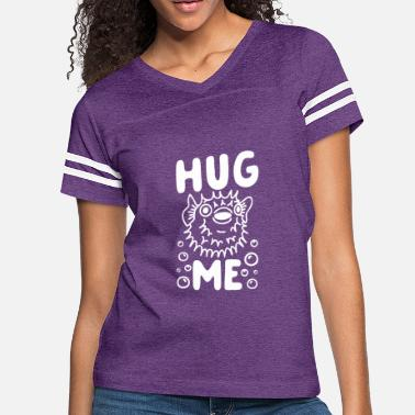 Hug Me Puffer Fish New Design Hug Me Puffer Fish Best Seller - Women's Vintage Sport T-Shirt