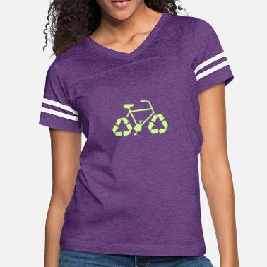 Best Recycling New Design Recycle Best Seller - Women's Vintage Sport T-Shirt