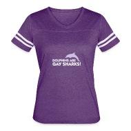 Sports dolphin gay shark